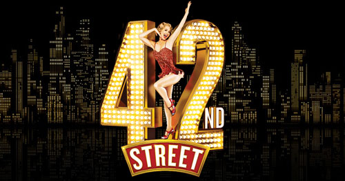Book tickets to see 42nd Street