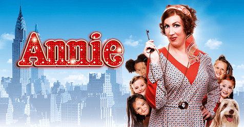 Book tickets to see Annie