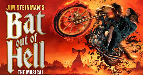 Book tickets to see Bat Out of Hell The Musical