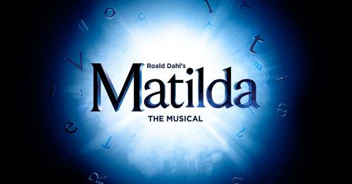 Book tickets to see Matilda