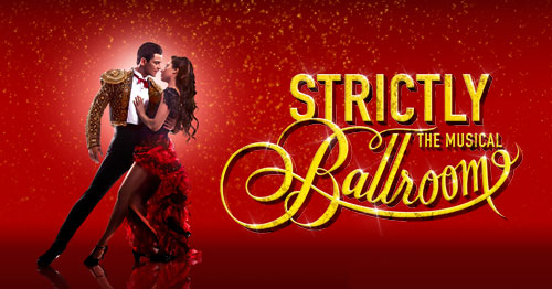West End Cast announced for the premiere of Baz Luhrmann's Strictly Ballroom The Musical