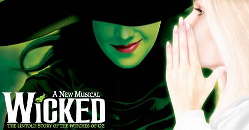 Book tickets to see Wicked Tickets